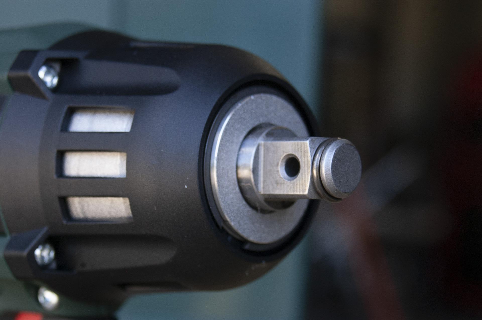 Clé à choc pneumatique: un outil pratique et efficace
